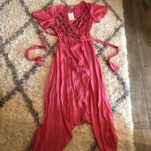 Shop Stevie Wrap Dress